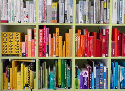 Jak zorganizować miejsce na książki?