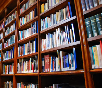 przechowywanie książek
