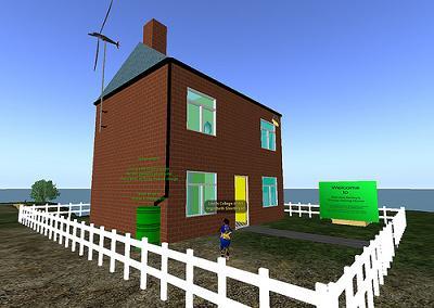 wirtualny dom