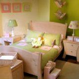 Organizacja w małym dziecięcym pokoju