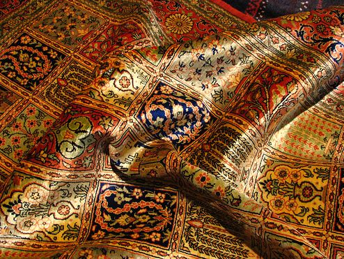 Co wiesz o dywanie?