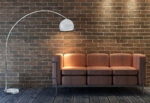 lampa podłogowa, oświetlenie salonu